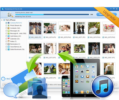iPhone Data Recovery - Recover Data from iPhone, iPad, iPod