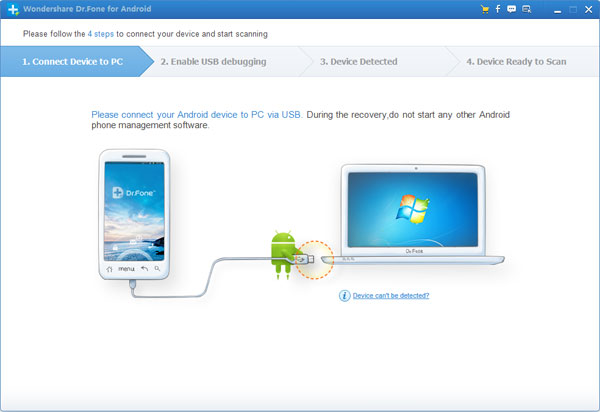 How to transfer contacts between android and computer.